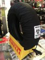 "SHOGAI BY CAPIT - MOTORCYCLE TYRE WARMERS ""BLACK"""
