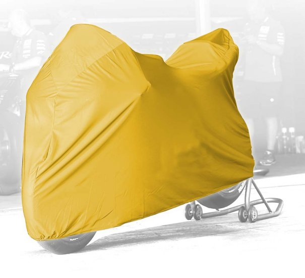"CAPIT - INDOOR MOTORCYCLE COVER ""BLACK"" - Click Image to Close"